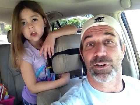 Daddy-Daughter Frozen Duet