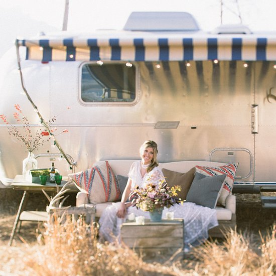 Crave Worthy: Design Within Reach Airstream Trailer