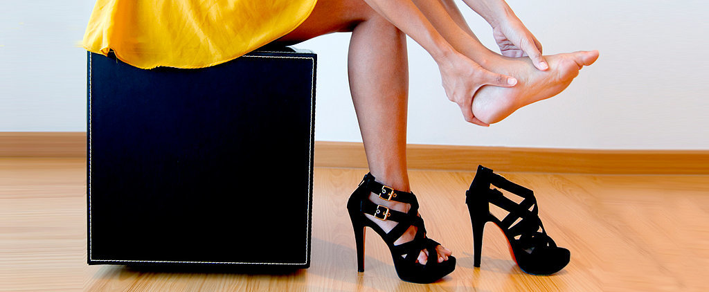 Wear High Heels? Do These Stretches For Instant Relief