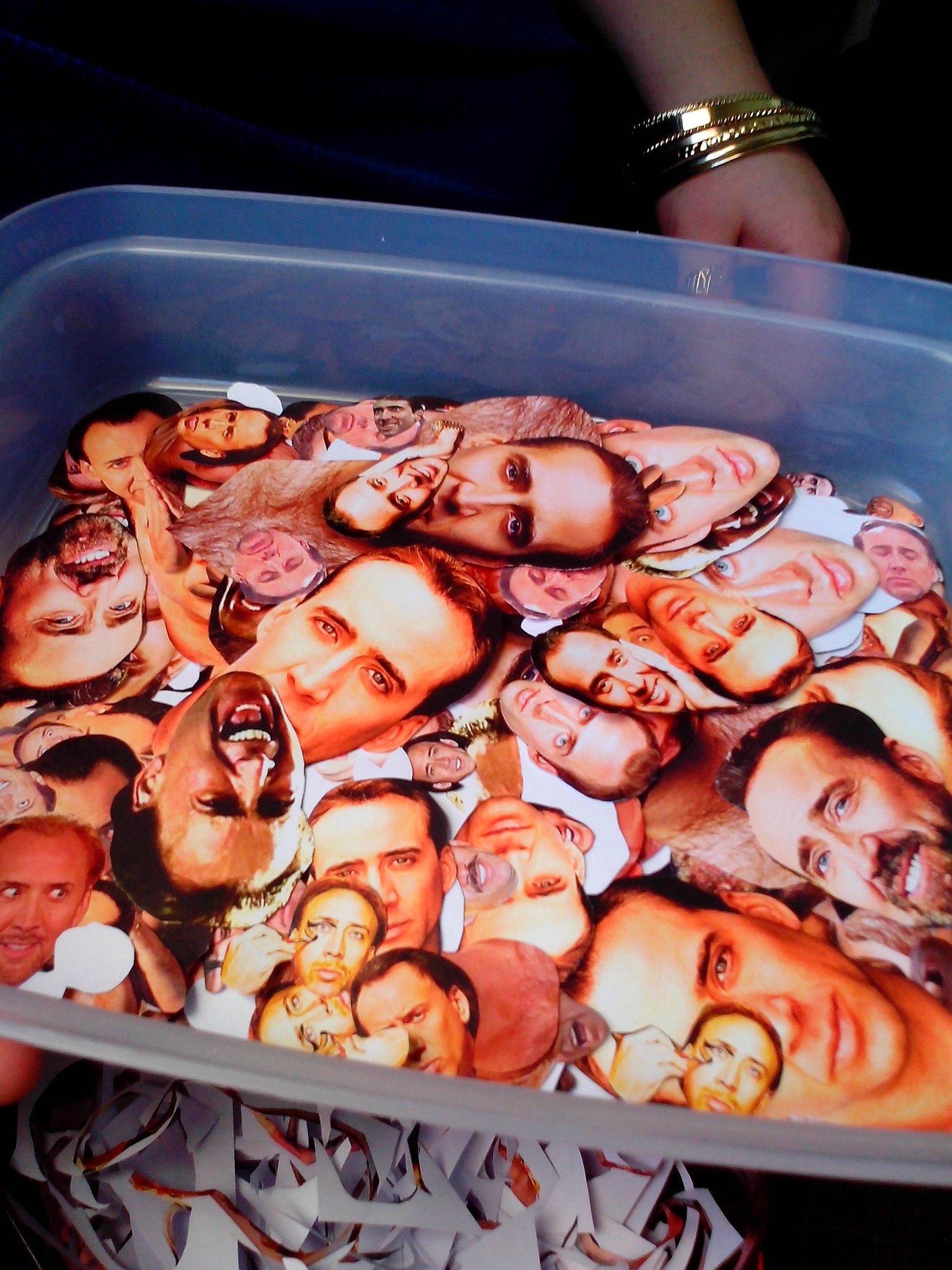 """""""The Nicolas Cage prank."""" Source: Imgur user Timbo57"""