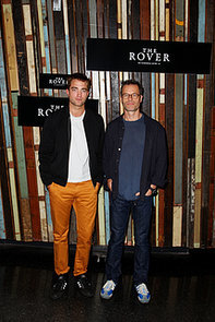 celebrityRobert-Pattinson-Rover-Photocall-Sydney
