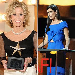 Jane Fonda AFI Lifetime Achievement Award   Video