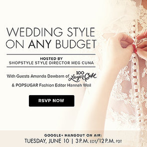 Wedding Style on Any Budget