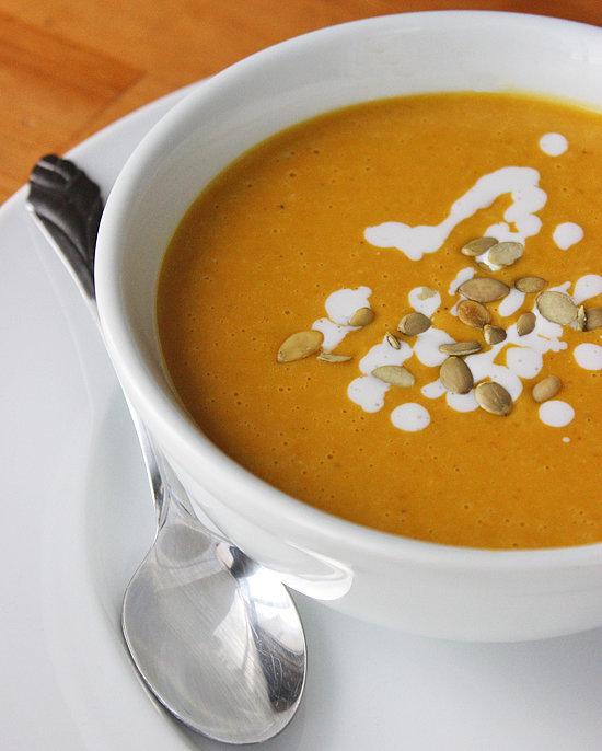 Nondairy Pumpkin Soup