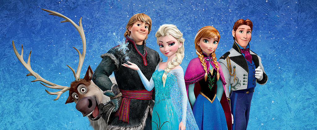Which Frozen Song Are You?