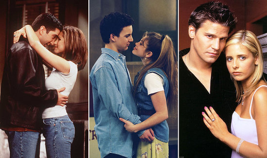 9 Important Lessons on Love From Our Favorite '90s TV Couples