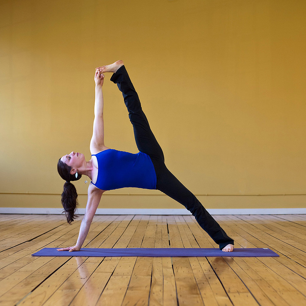 Ways To Prevent Wrist Pain In Common Yoga Poses Popsugar Fitness