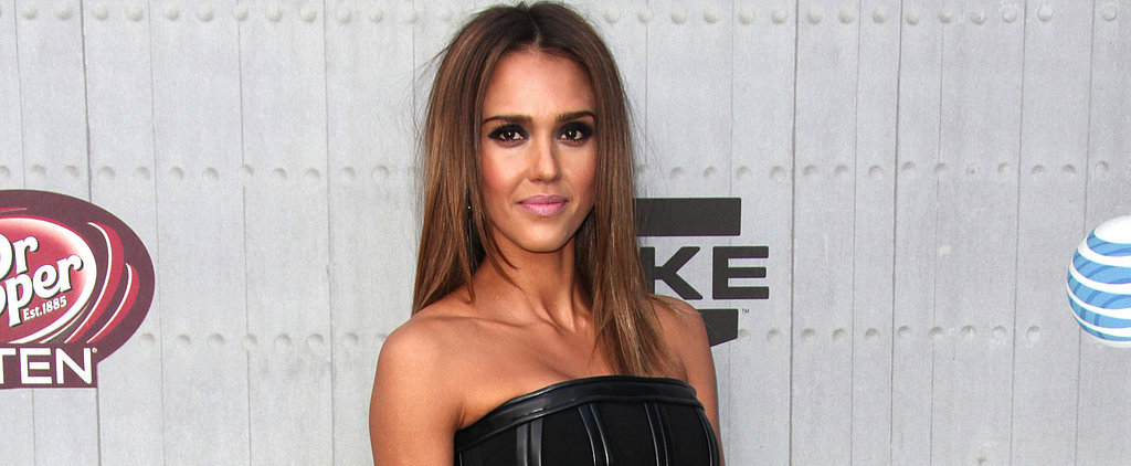 Is This Jessica Alba's Hottest Look Ever?