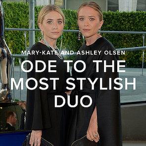 Mary-Kate and Ashley Olsen Style | Shopping