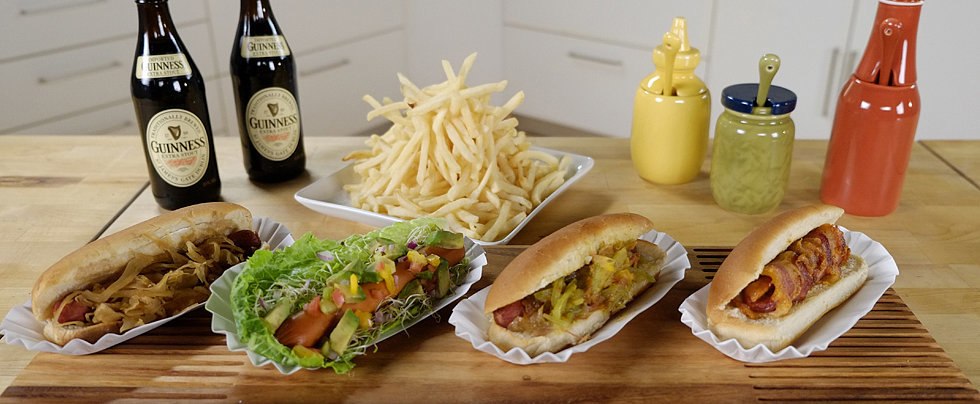 Elevate Your Hot Dog to a Haute Dog