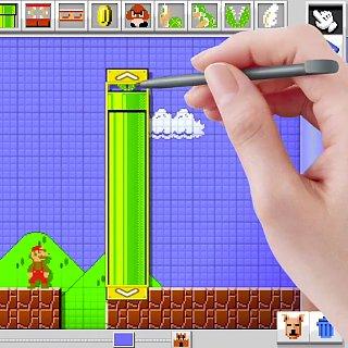 Mario Maker For Wii U