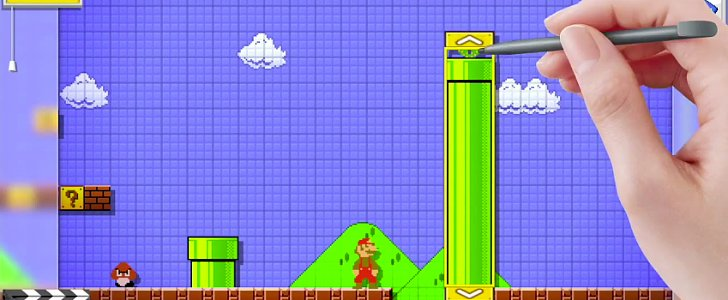 Your Dreams Come True: Build Your Own Super Mario Bros. Game