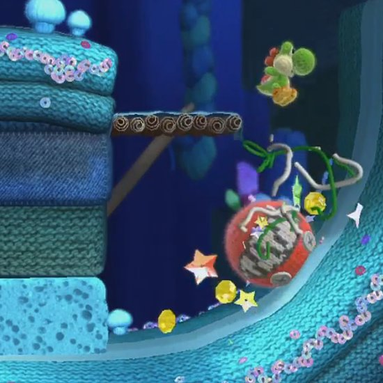 Yoshi's Woolly World Pictures