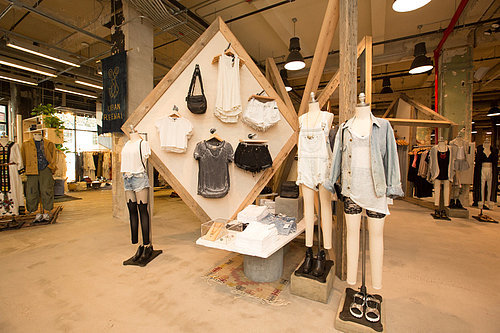 Costello Tagliapietra Enters Menswear; Urban's New Look