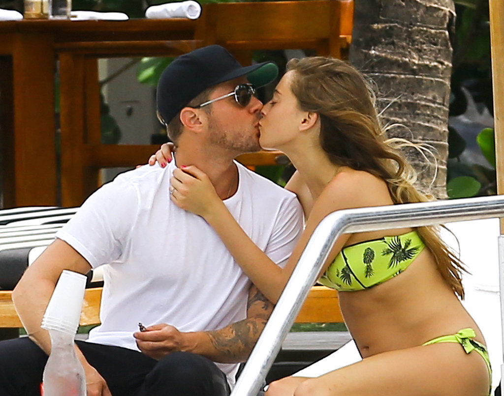 Ryan Phillippe Packs On the Poolside PDA With Paulina