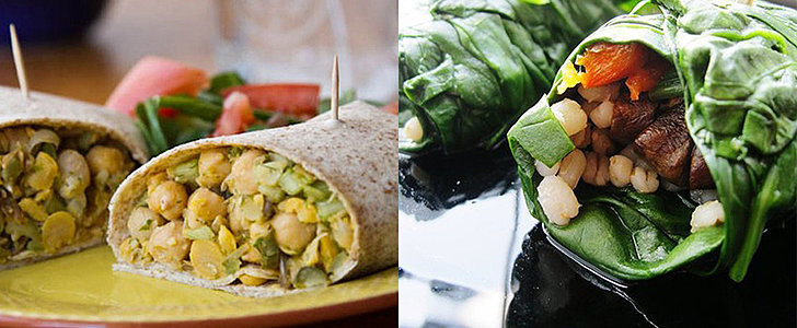 Roll With It: 24 Healthy Wrap Recipes