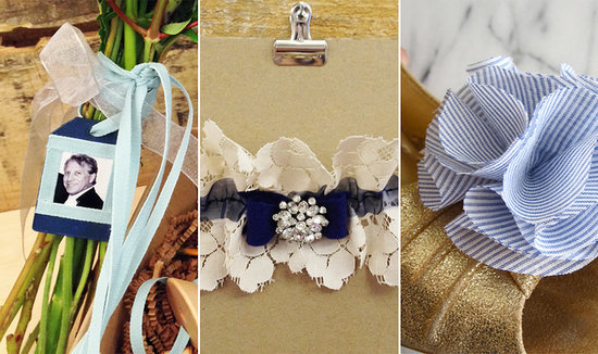 DIY Your Something Blue With These 3 Easy Ideas