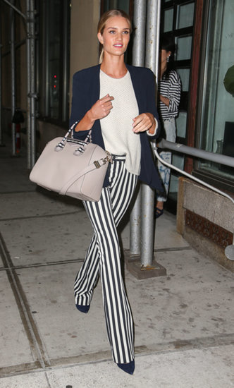 You Don't Have to Be a Supermodel to Wear These Stripes