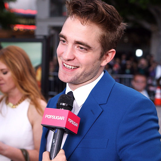 Robert Pattinson Interview at the Rover Premiere Video