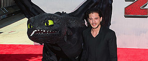 We Ask Kit Harington to Pit How to Train Your Dragon 2 Against Game of Thrones