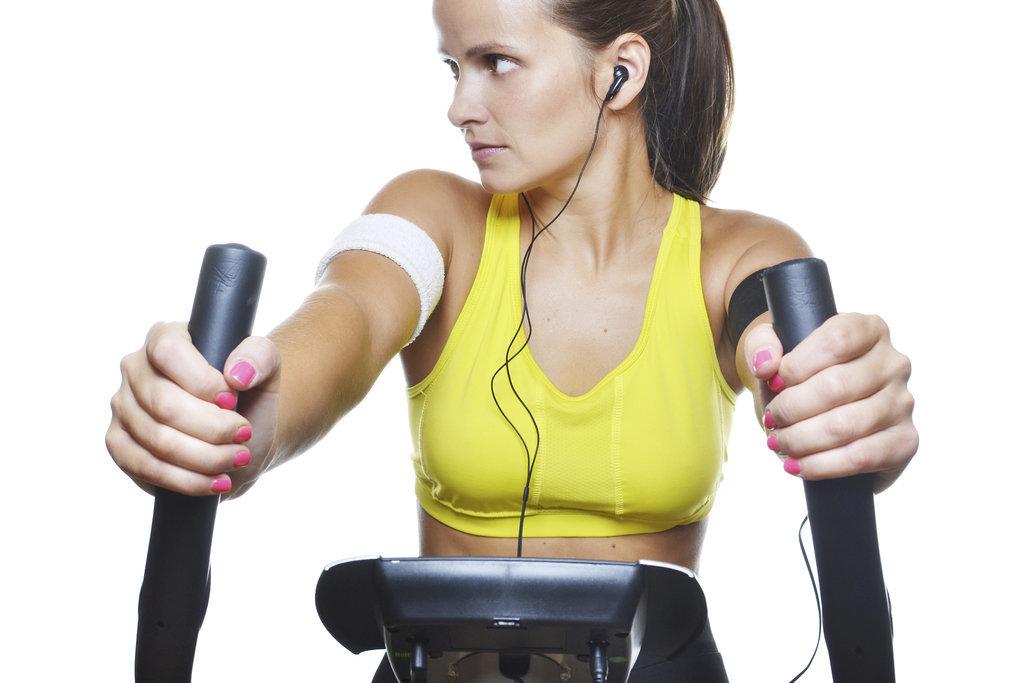 Stationary-Bike Workouts