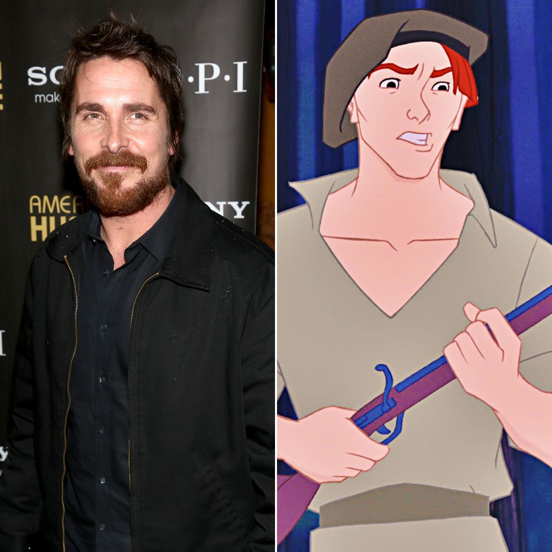 Christian Bale: Thomas in Pocahontas