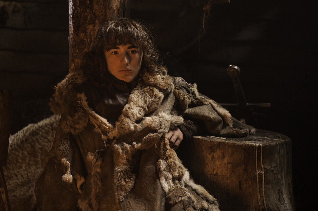 Bran Stark, Season Four