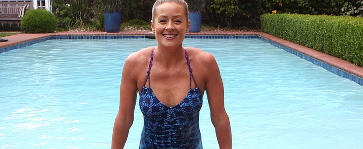 Burn Calories While Staying Cool in The Pool: Cardio Water Workout