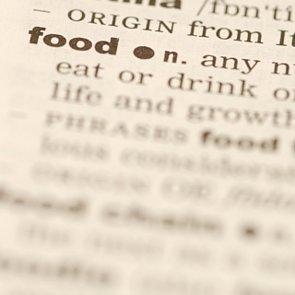 Food Term Quiz