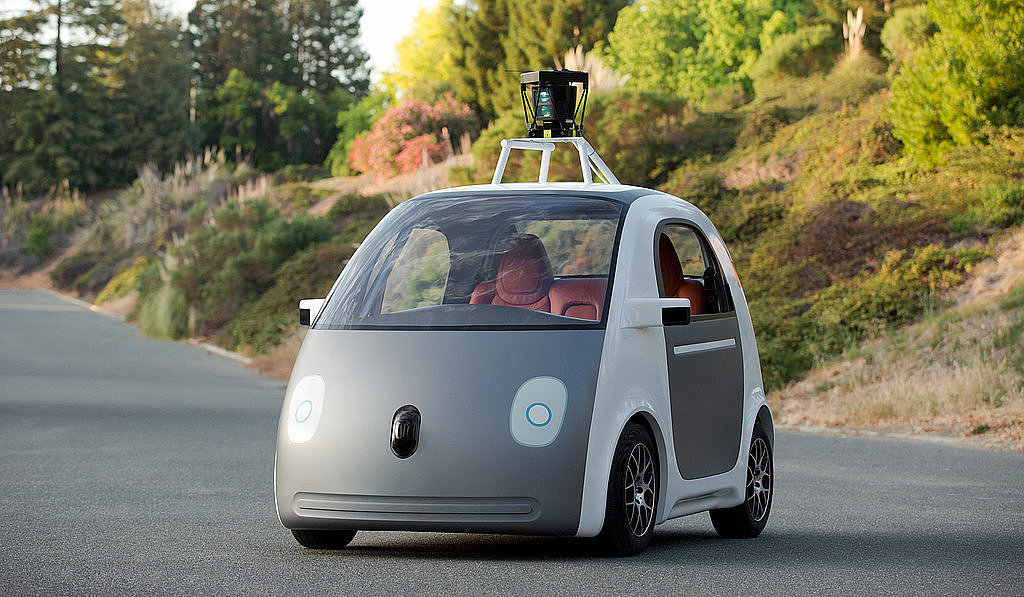 Self-Driving Cars That Look Like Koalas