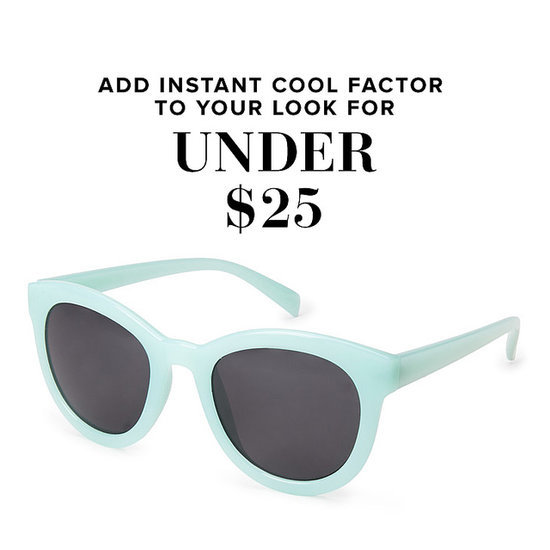 Cute Sunglasses Under $25 | Shopping