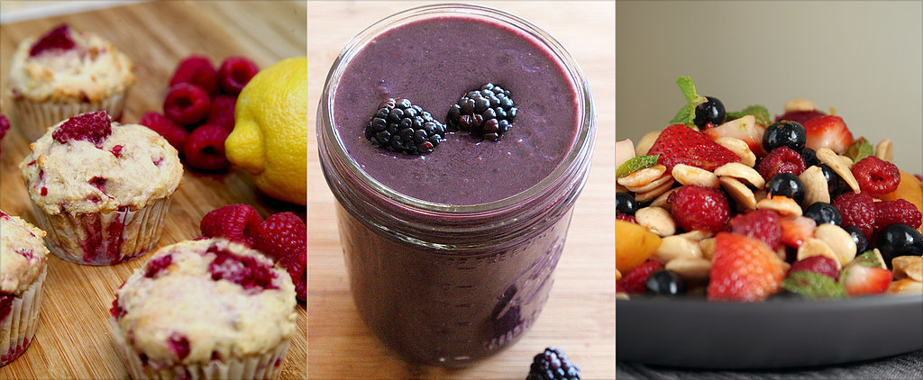Fresh For the Picking: 16 Healthy Berry Recipes