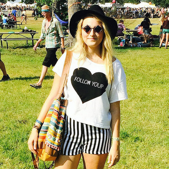 2014 Bonnaroo Festival Street Style Fashion