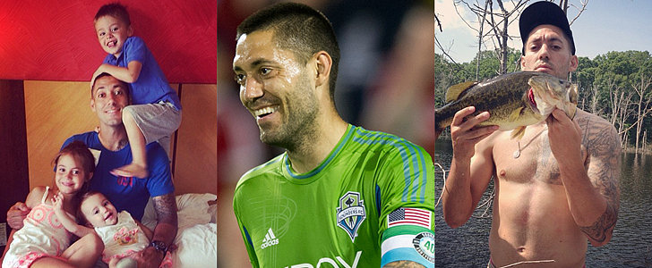 All About US Soccer Captain Clint Dempsey