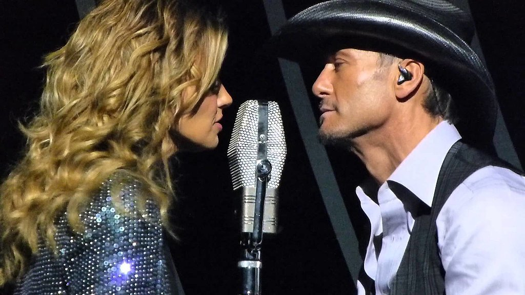 "Faith Hill and Tim McGraw: ""I Need You"""