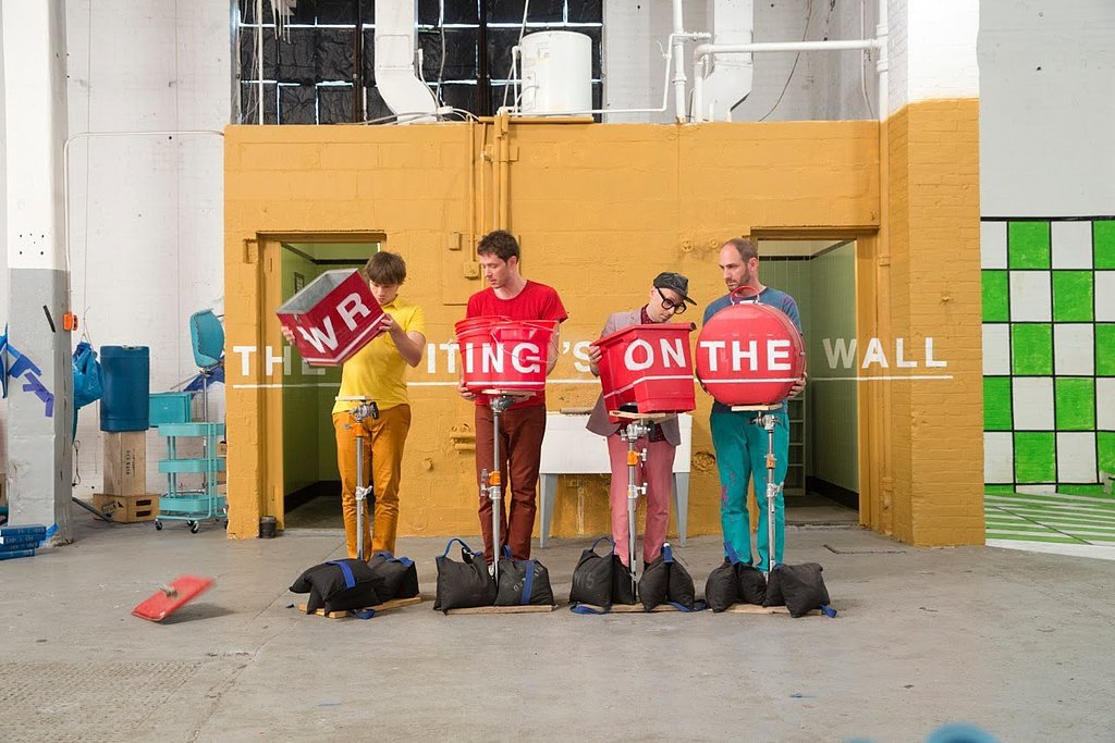 """The Writing on the Wall"" by OK Go"