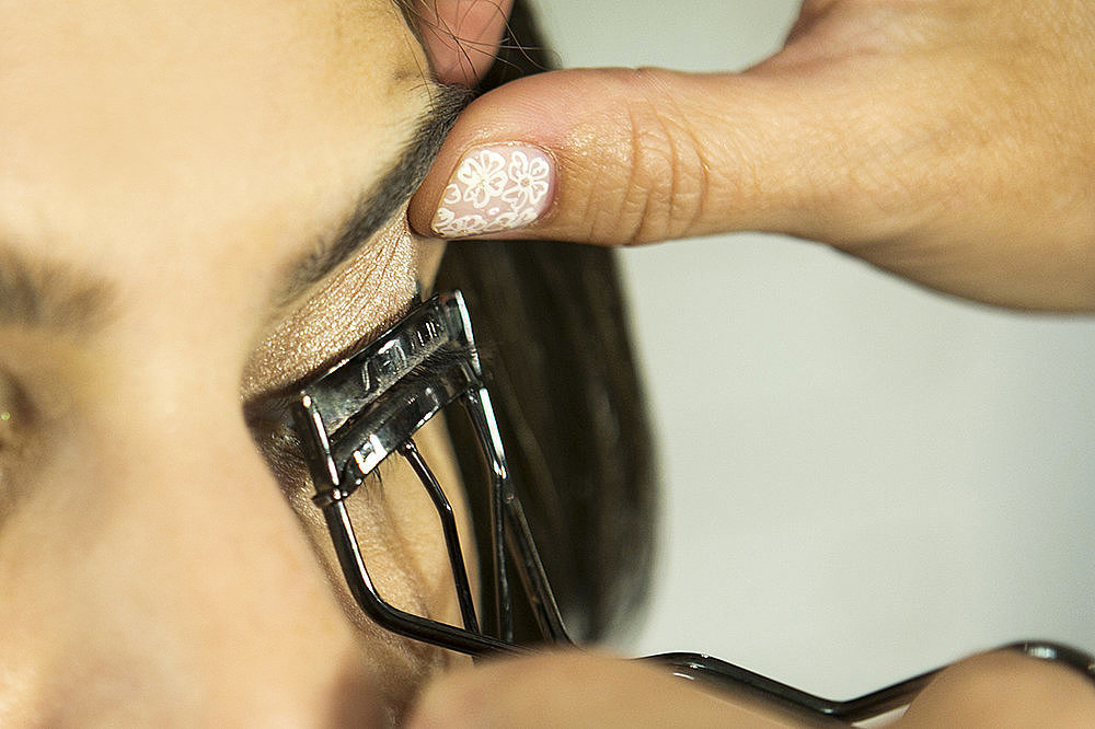 Step 5: Do Up Your Lashes