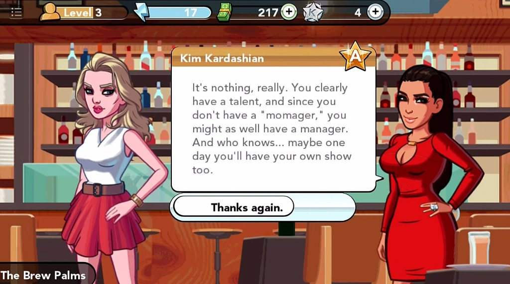 Kim Calls Out Kris Jenner For Being a Momager