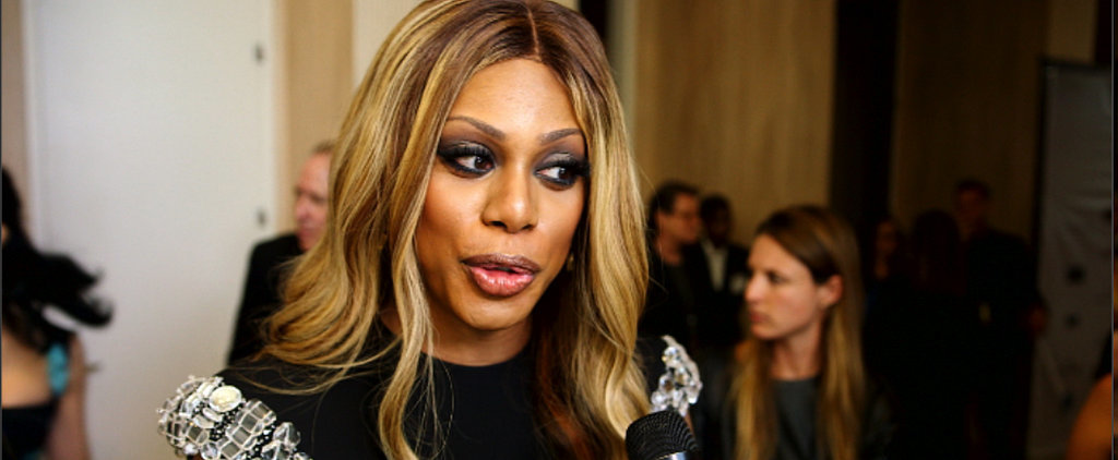 Warning: You Might Tear Up Hearing Laverne Cox Talk About One Young Fan's Powerful Letter