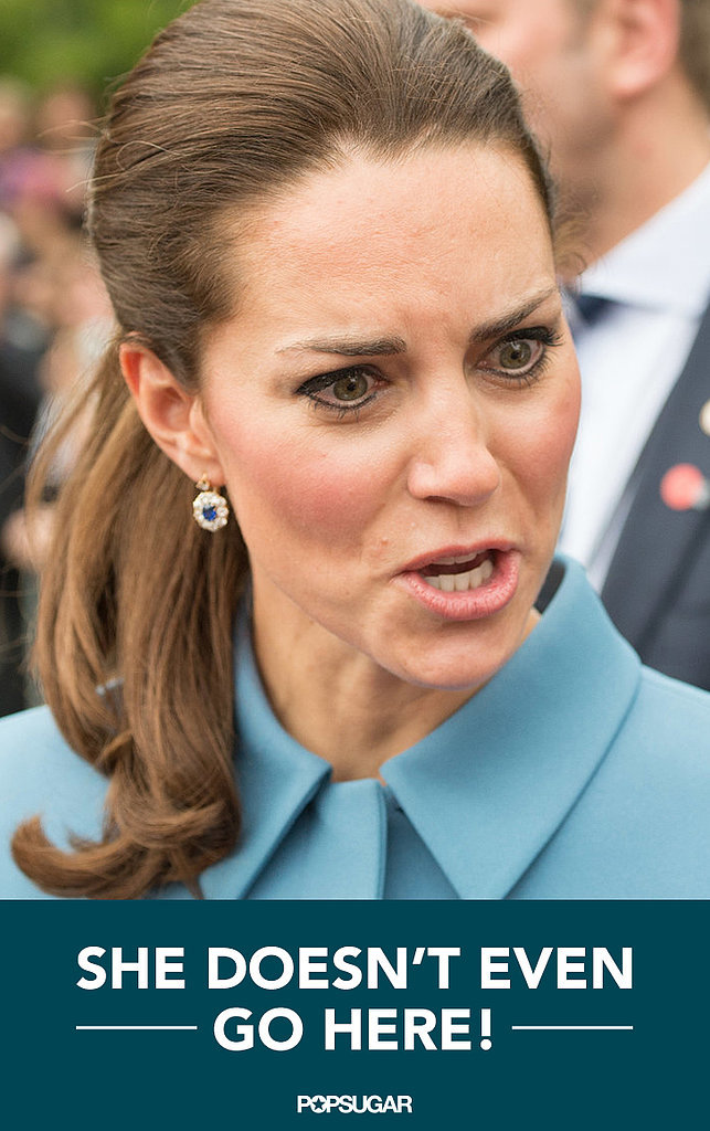 Here's What Happens When Mean Girls and Kate Middleton Collide