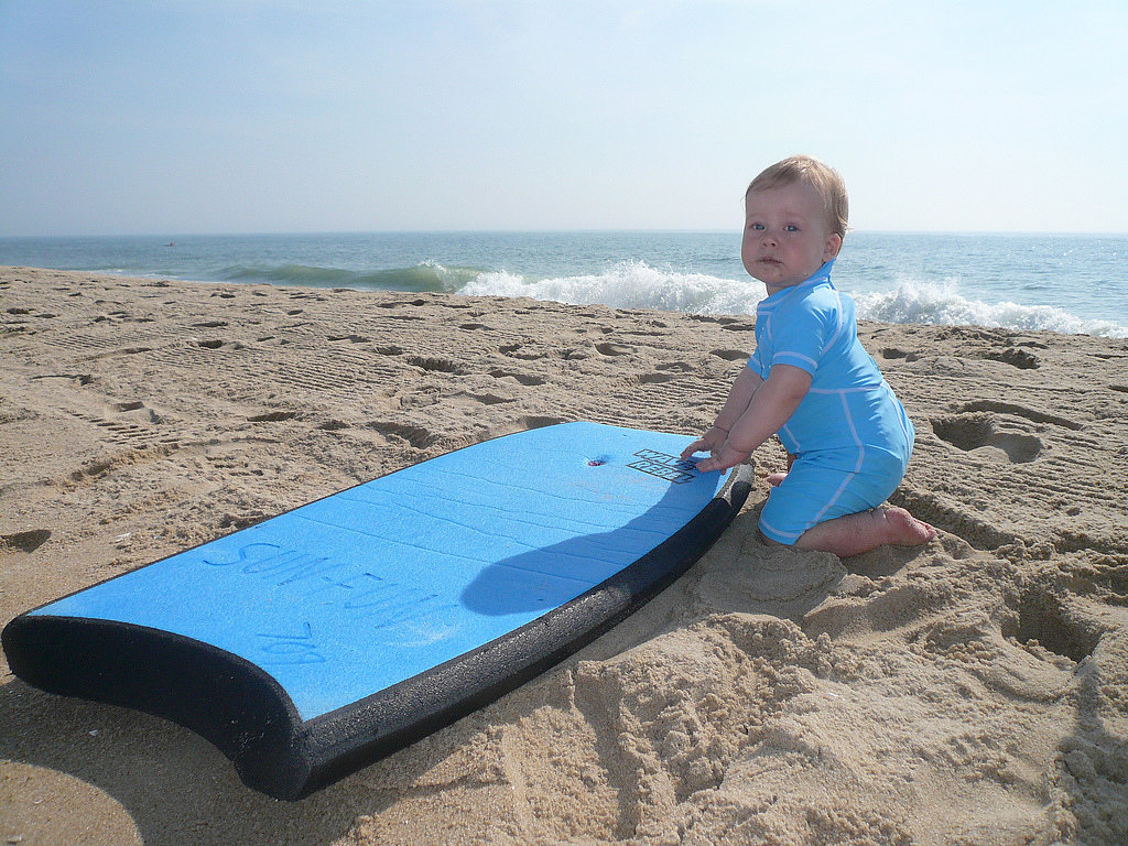 Little Surfer Dude