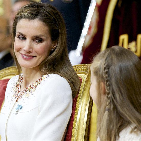 Queen Letizia at King Felipe VI's Coronation | Pictures
