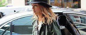 Wear 1 Army Jacket 5 Ways Like Jessica Alba!
