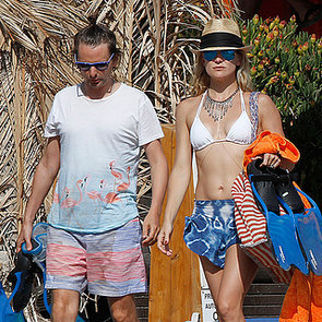 Kate Hudson Bikini Pictures in Ibiza