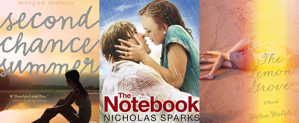 12 Books With Lots of Summer Lovin'