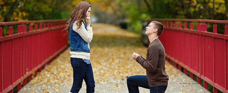POPSUGAR Shout Out: Tear-Worthy Proposals