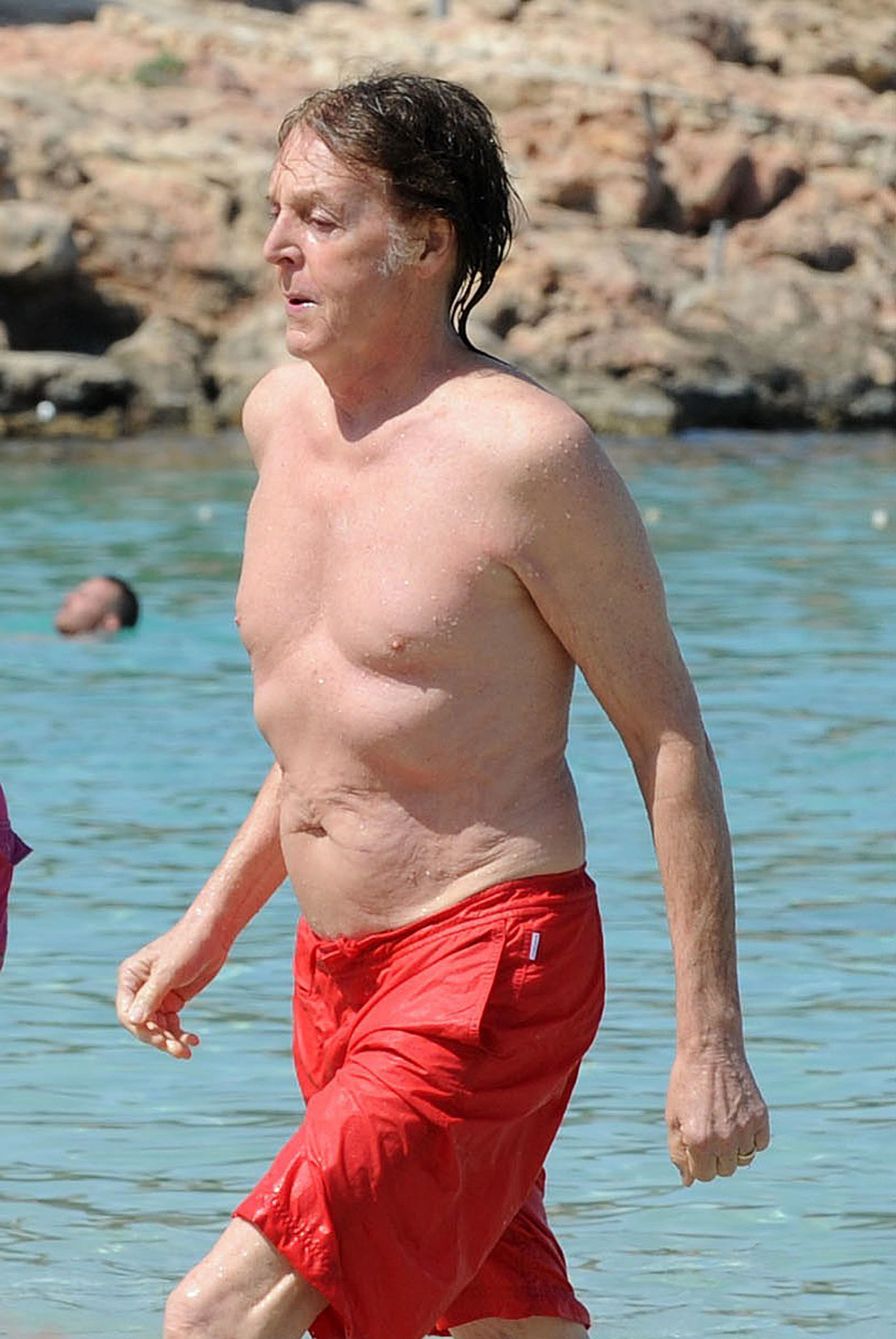 """Paul McCartney Is """"Ready to Rock"""" — and Go Shirtless"""