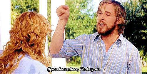 When Noah Gives Allie an Ultimatum