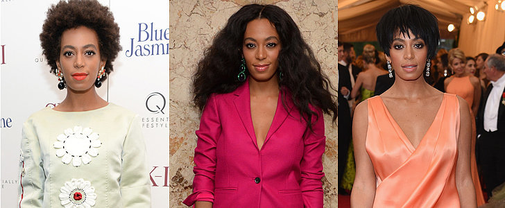 Take Bold, Colorful Styling Cues From Birthday Girl Solange Knowles