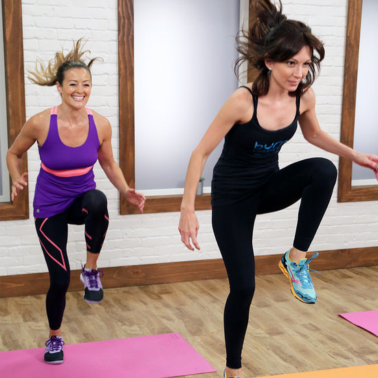 30-Minute Pilates Cardio Workout